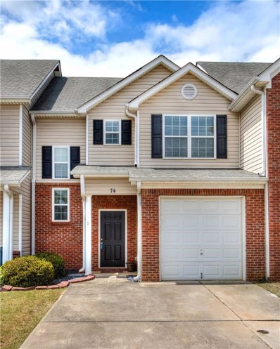 74 Eagle Glen Dr NE, Cartersville, GA 30121 - MLS#: 6002225