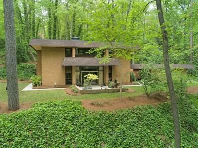 1352 W Wesley Rd NW, Atlanta, GA 30327 - MLS#: 6002247