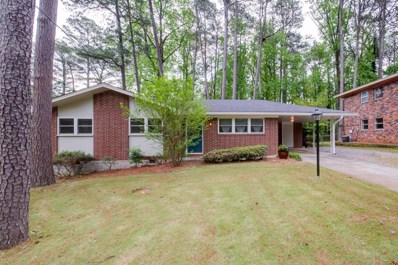 2465 Wentworth Dr NE, Atlanta, GA 30345 - MLS#: 6002876