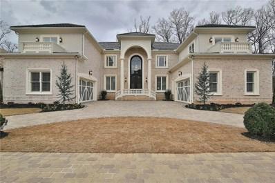 2797 Stone Hall Drive, Marietta, GA 30062 - MLS#: 6002879