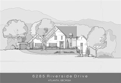 6285 Riverside Drive, Atlanta, GA 30328 - MLS#: 6003897