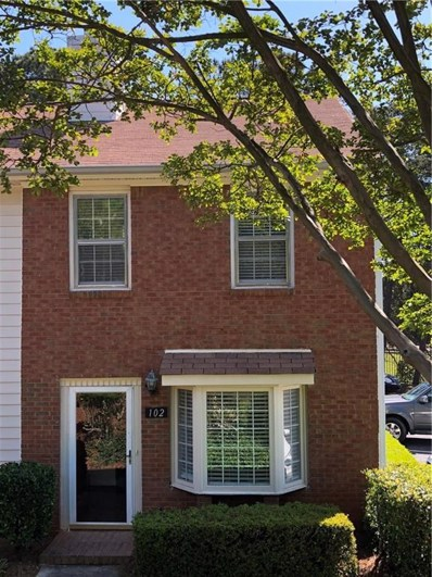 102 Holcomb Ferry Rd, Roswell, GA 30076 - MLS#: 6004182