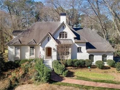 2550 Bohler Rd NW, Atlanta, GA 30327 - MLS#: 6004189