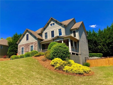 4010 Gold Mill Rdg, Canton, GA 30114 - MLS#: 6004885
