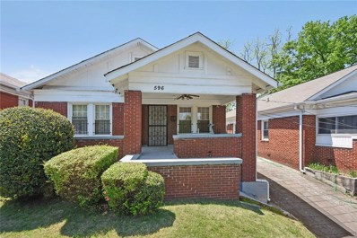 596 Glen Iris Dr NE, Atlanta, GA 30308 - MLS#: 6004967