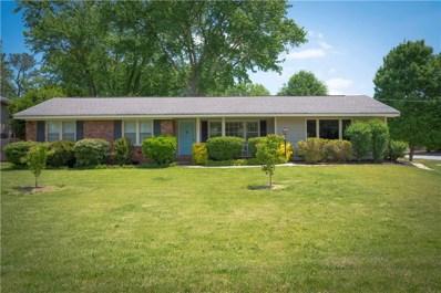 1662 Scufflegrit Rd, Marietta, GA 30062 - MLS#: 6008859