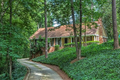 4540 Club Valley Dr NE, Atlanta, GA 30319 - MLS#: 6011470