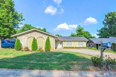 1136 Mannbrook Dr, Stone Mountain, GA 30083 - MLS#: 6011677
