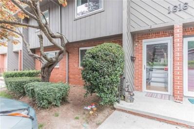 1616 Briarcliff Rd NE UNIT 4, Atlanta, GA 30306 - MLS#: 6012094