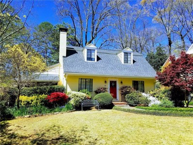 403 Princeton Way NE, Atlanta, GA 30307 - MLS#: 6012471