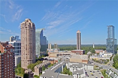 3481 Lakeside Dr NE UNIT 2702, Atlanta, GA 30326 - MLS#: 6013368