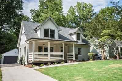 2552 Creekwood Ter, Decatur, GA 30030 - MLS#: 6013905