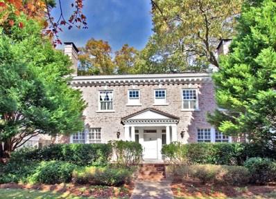 1166 Saint Charles Pl NE, Atlanta, GA 30306 - MLS#: 6013936