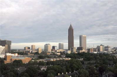 375 Ralph McGill Blvd NE UNIT 1507, Atlanta, GA 30312 - MLS#: 6014707
