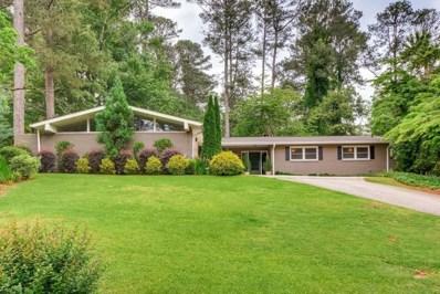 3678 Creekview Cir, Stone Mountain, GA 30083 - MLS#: 6014992