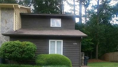 1690 Wynndowne Trl SE, Smyrna, GA 30080 - MLS#: 6015240
