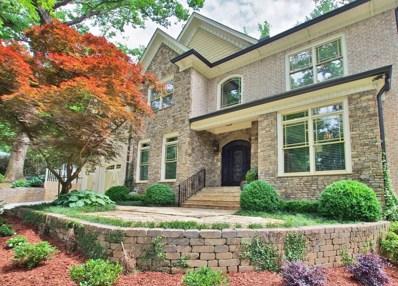 1237 Poplar Grove Dr NE, Atlanta, GA 30306 - MLS#: 6015290