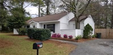 2391 Old Spring Rd, Smyrna, GA 30080 - MLS#: 6015495