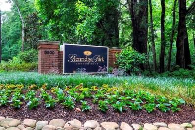 6810 Glenridge Dr NE UNIT J, Atlanta, GA 30328 - MLS#: 6015648