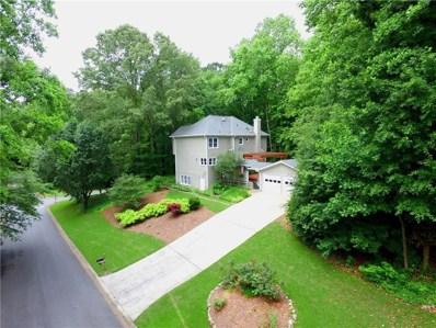 4277 Fox Wood Court, Marietta, GA 30062 - MLS#: 6016040
