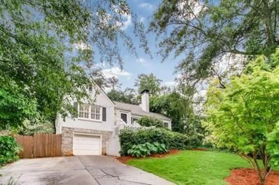 1686 Pine Ridge Dr NE, Atlanta, GA 30324 - MLS#: 6017203