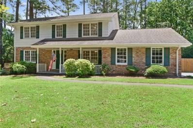 2933 Danbyshire Cts NE, Atlanta, GA 30345 - MLS#: 6018304