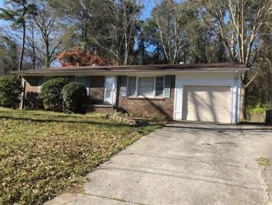 465 Pinecrest Dr, Riverdale, GA 30274 - MLS#: 6019110