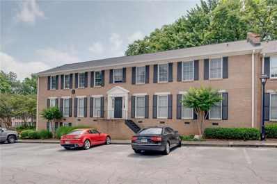 1101 Collier Rd NW UNIT R4, Atlanta, GA 30318 - MLS#: 6020234