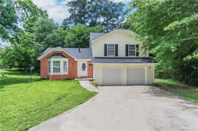 110 Crystal Green Cts, College Park, GA 30349 - MLS#: 6021238
