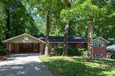 2418 Caladium Dr NE, Atlanta, GA 30345 - MLS#: 6022023
