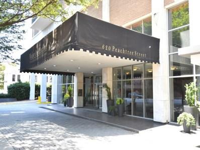 620 Peachtree St NE UNIT 1215, Atlanta, GA 30309 - MLS#: 6022319