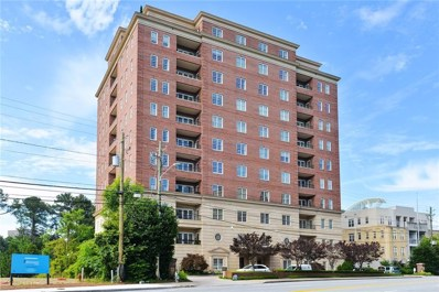 3657 Peachtree Rd NE UNIT 4c, Atlanta, GA 30319 - MLS#: 6022465