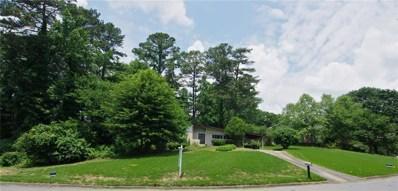 1250 NE Lenox Cir NE, Atlanta, GA 30306 - MLS#: 6023590