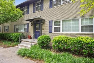 1639 Briarcliff Rd NE UNIT 4, Atlanta, GA 30306 - MLS#: 6023891
