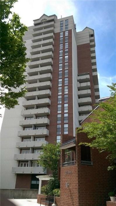 375 N Ralph McGill Blvd NE UNIT 208, Atlanta, GA 30312 - MLS#: 6024046
