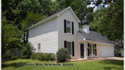 109 Aztec Way SE, Acworth, GA 30102 - MLS#: 6024237