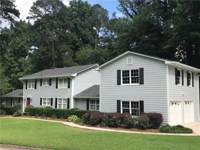 3564 Mill Glen Dr, Douglasville, GA 30135 - MLS#: 6025927