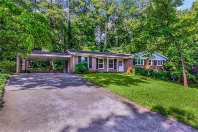 455 Shadowood Cts, Roswell, GA 30075 - MLS#: 6026034