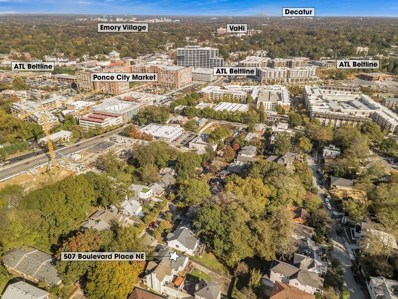 507 Boulevard Place NE, Atlanta, GA 30308 - MLS#: 6027539