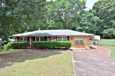 954 Meadow Rock Dr, Stone Mountain, GA 30083 - MLS#: 6027560