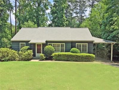 597 Clairmont Cir, Decatur, GA 30033 - MLS#: 6028493
