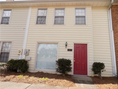 107 Old Ferry Way, Roswell, GA 30076 - MLS#: 6028559