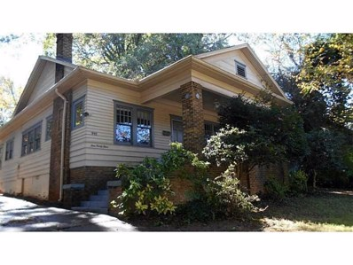 993 North Ave NE, Atlanta, GA 30306 - MLS#: 6028689
