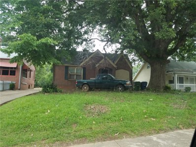 1037 Mayson Turner Rd NW, Atlanta, GA 30314 - MLS#: 6028760