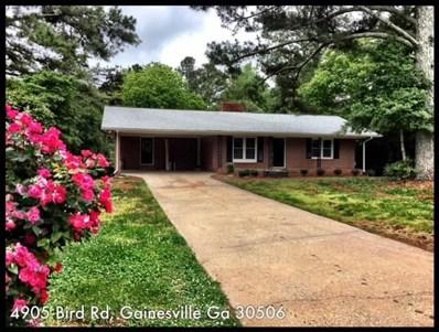 4905 Bird Rd, Gainesville, GA 30506 - MLS#: 6028781