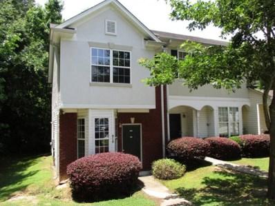 6117 Camden Forrest Dr UNIT 6117, Riverdale, GA 30296 - MLS#: 6029038