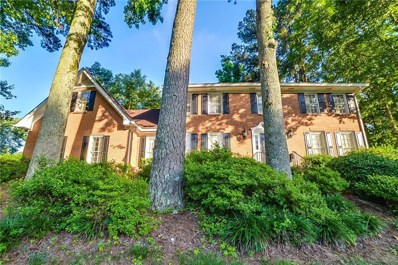 3922 Glen Meadow Drive, Peachtree Corners, GA 30092 - #: 6029170