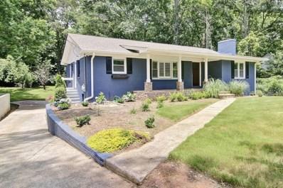 518 Whitlock Ave NW, Marietta, GA 30064 - MLS#: 6029353