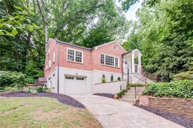 1663 E Clifton Rd NE, Atlanta, GA 30307 - MLS#: 6029529