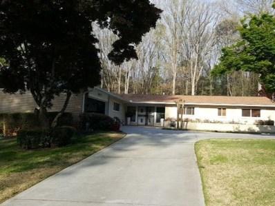 2266 Crestknoll Circle, Decatur, GA 30032 - MLS#: 6029565